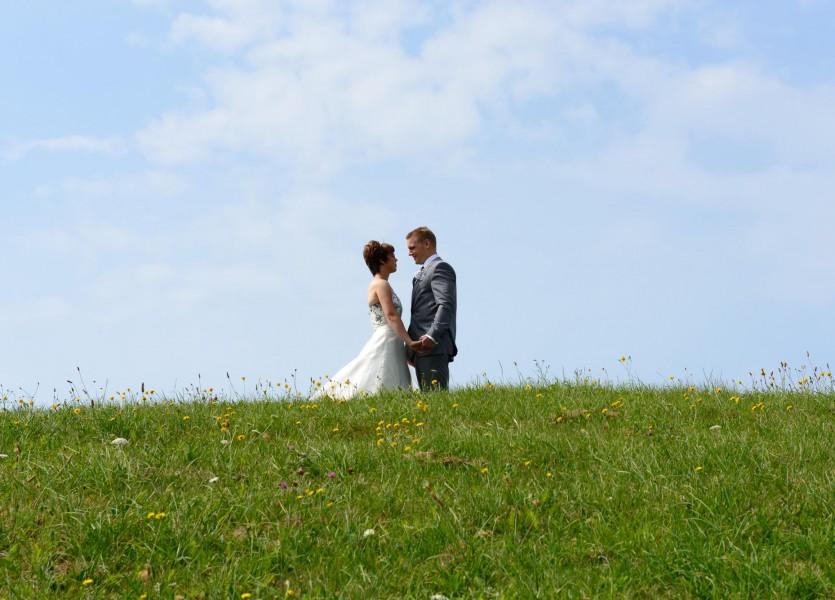 bruidsreportage den helder bruidfotografie huwelijksreportage trouwen 2013Daphne en Dennis800 0115