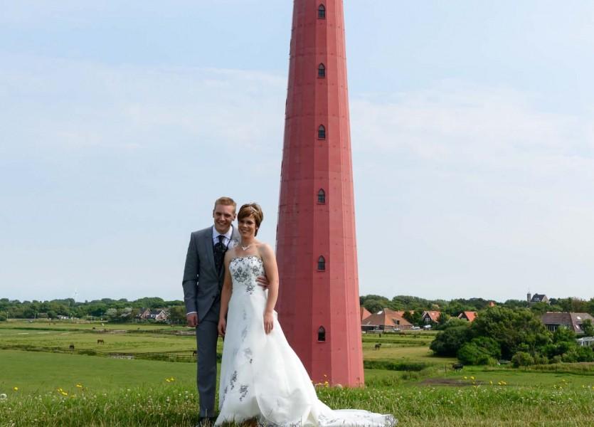 bruidsreportage den helder bruidfotografie huwelijksreportage trouwen 2013Daphne en Dennis800 0122
