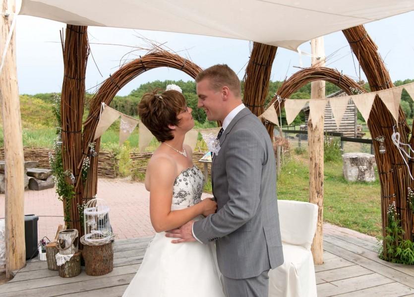 bruidsreportage den helder bruidfotografie huwelijksreportage trouwen 2013Daphne en Dennis800 0247