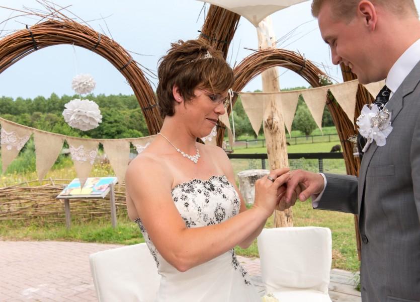 bruidsreportage den helder bruidfotografie huwelijksreportage trouwen 2013Daphne en Dennis800 0263