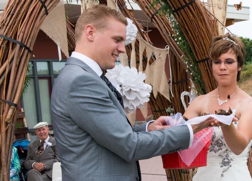 bruidsreportage den helder bruidfotografie huwelijksreportage trouwen 2013Daphne en Dennis800 0316