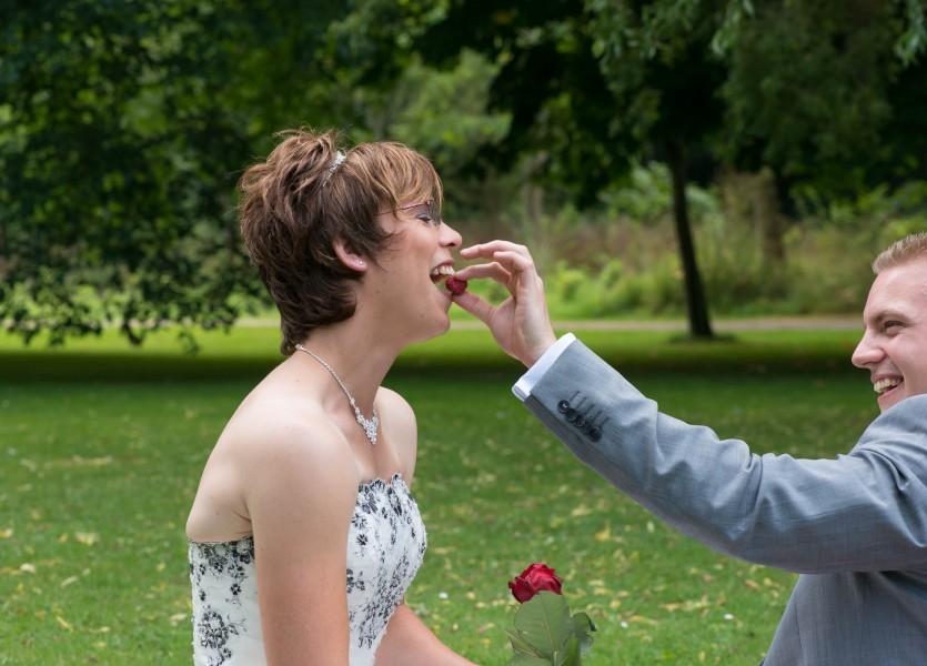 bruidsreportage den helder bruidfotografie huwelijksreportage trouwen 2013Daphne en Dennis800 9963