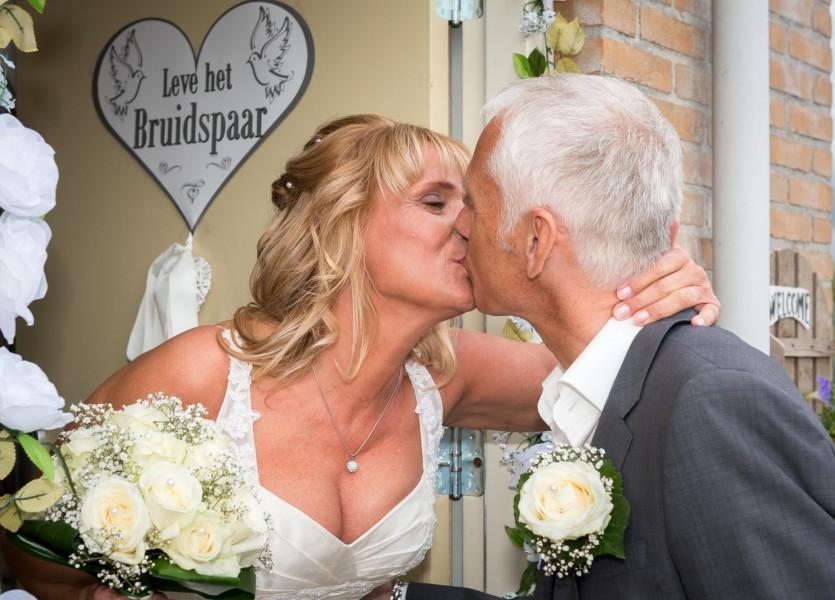 bruidsreportage zaanse schans bruidfotografie huwelijksreportage trouwen 2013Johanna en Marcel800 0441