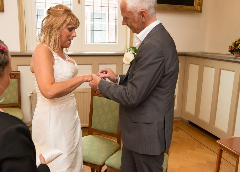 bruidsreportage zaanse schans bruidfotografie huwelijksreportage trouwen 2013Johanna en Marcel800 0755