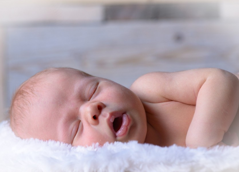baby in Zuid Scharwoude, newborn 012