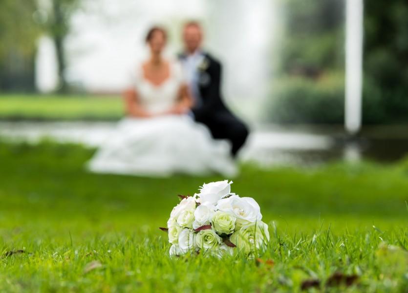 bruidsreportage in Hoorn, 005