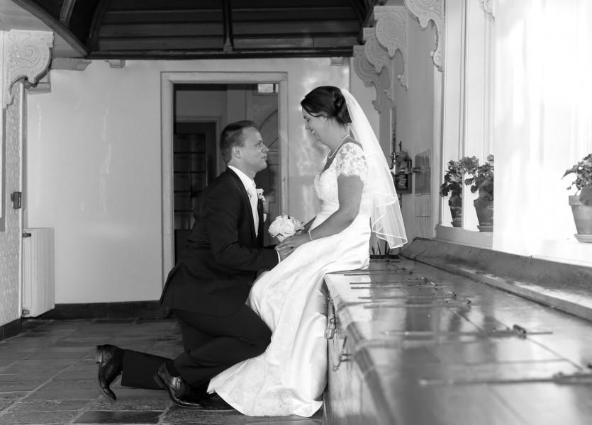bruidsreportage in Hoorn, 011