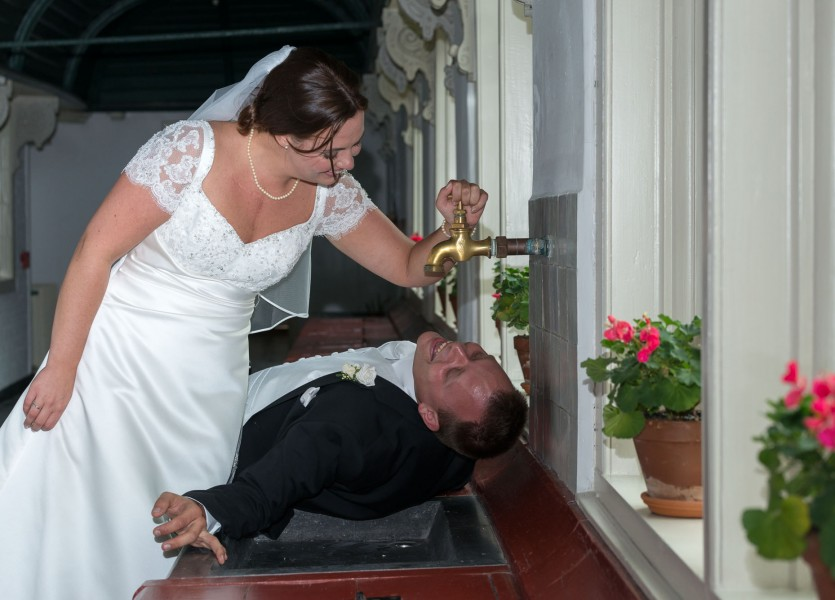 bruidsreportage in Hoorn, 012