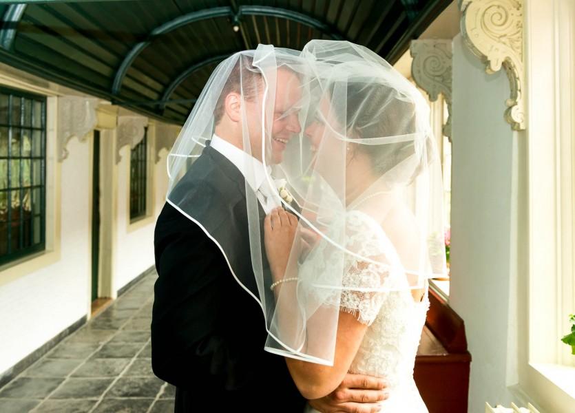 bruidsreportage in Hoorn, 013