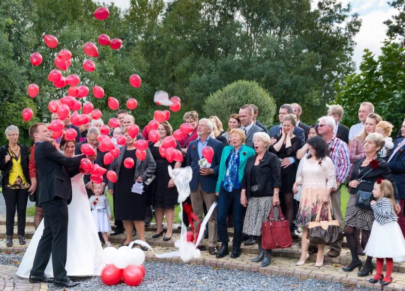 bruidsreportage in Hoorn, 017