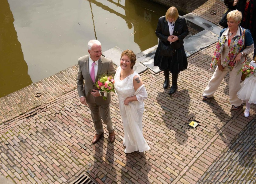 bruiloft in De Rijp, bruidsreportage 003