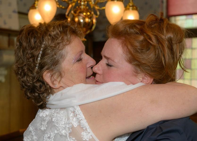 bruiloft in De Rijp, bruidsreportage 009
