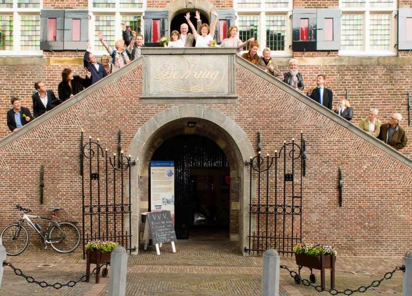 bruiloft in De Rijp, bruidsreportage 012