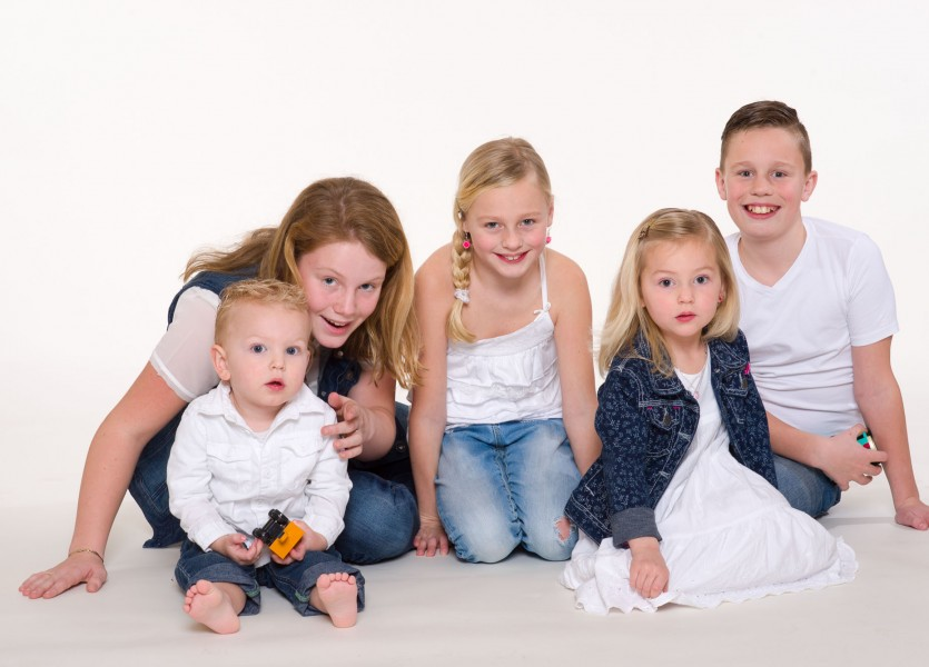 familie portret in Sint Pancras 002 2