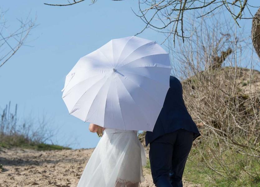 bruidsreportage|haarlem|huwelijksreportage|marktplein Femke en BartDSC 0436