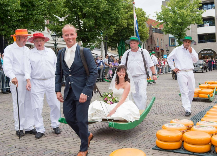 bruidsreportage Alkmaar trouwreportage trouwfoto bruidspaar 2014Däphny & KlaasDSC 4070