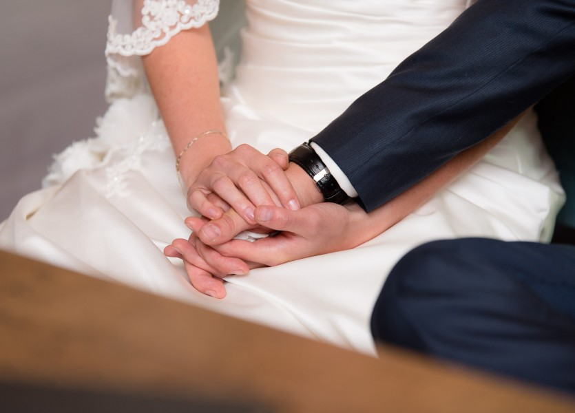 bruidsreportage Alkmaar trouwreportage trouwfoto bruidspaar 2014Däphny & KlaasDSC 4433