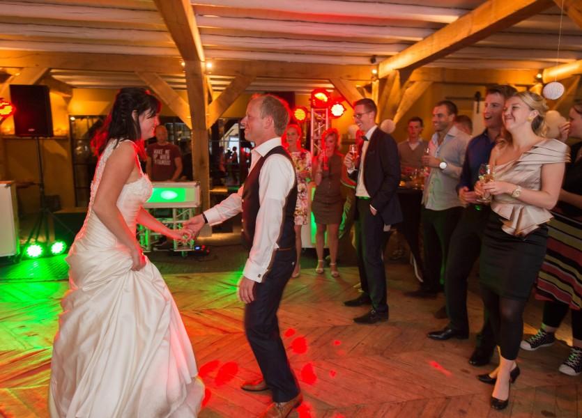 bruidsreportage Alkmaar trouwreportage trouwfoto bruidspaar 2014Däphny & KlaasDSC 5291