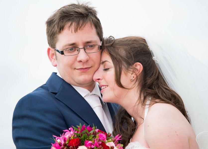 bruidsreportage aalsmeer trouwreportage trouwfoto bruidspaar 2014Joyce & ChrisDSC 5943