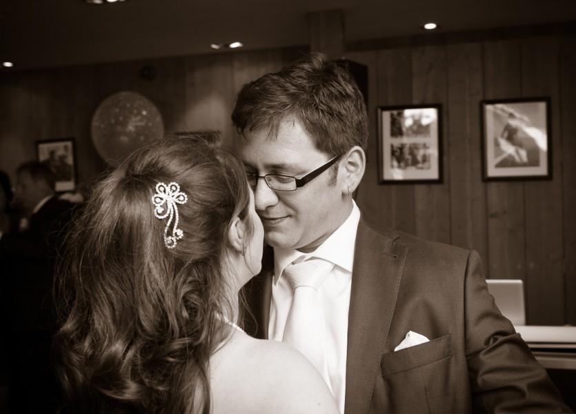 bruidsreportage aalsmeer trouwreportage trouwfoto bruidspaar 2014Joyce & ChrisDSC 6244