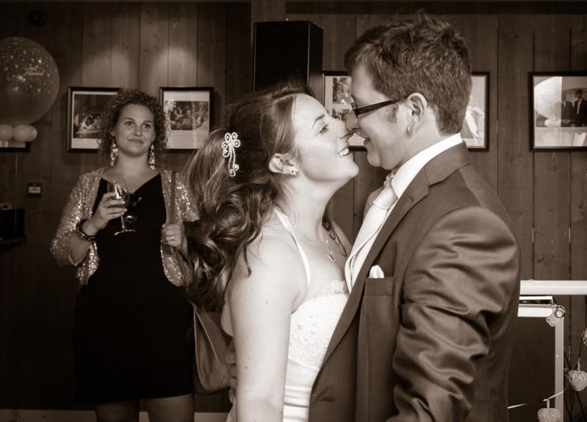 bruidsreportage aalsmeer trouwreportage trouwfoto bruidspaar 2014Joyce & ChrisDSC 6252